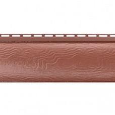 Дуб светлый сайдинг Блокхаус (под бревно), Однопереломный, Альта-Профиль