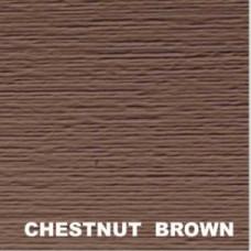 Виниловый Сайдинг Mitten (Миттен) - Cерия Sentry Mitten, Chestnut Brown