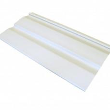 Белый сайдинг 3660x230mm SideLux