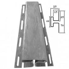 H-профиль длина 3,05 м SideLux