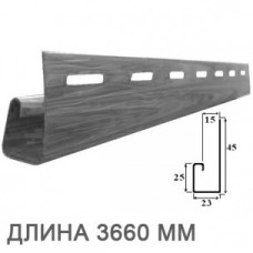 J-профиль Sidelux длина 3,66 м