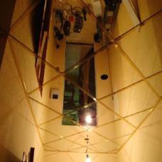 Суперзолото кассетный потолок Албес