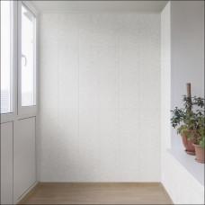 Ламинированная панель - Кружева белые