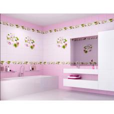 3D-панель ПВХ Unique - Яблоня розовая фон