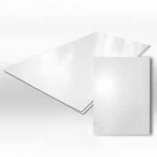 Белый глянец ПВХ панель 3000х250х8 мм