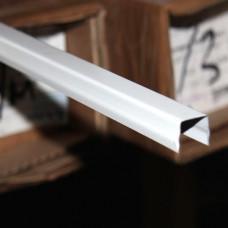 Вставка белая 15 мм